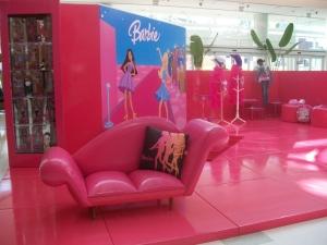 Louge Barbie Fevers