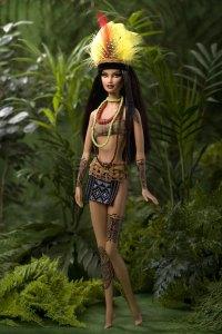 Barbie Amazônia